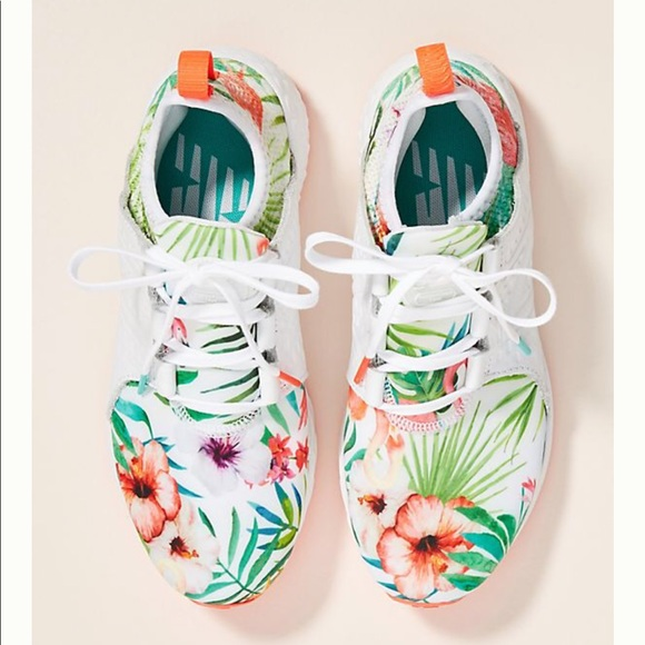 Balance Floral Cruz Sneakers | Poshmark